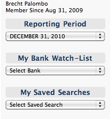 BankProspector Update