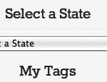 state selector screenshot