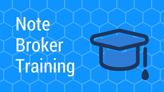 Note Broker Training