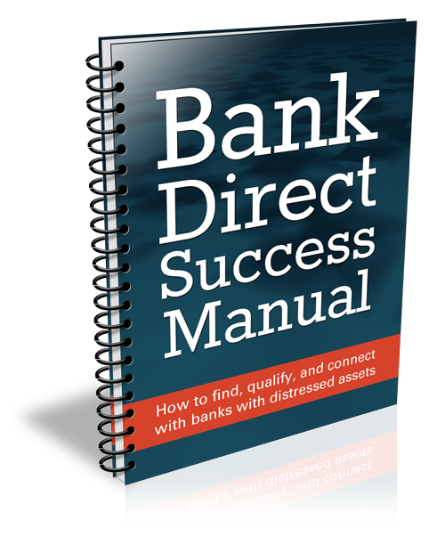 Bank Direct Success Manual