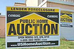 Bank Foreclosure Auctions