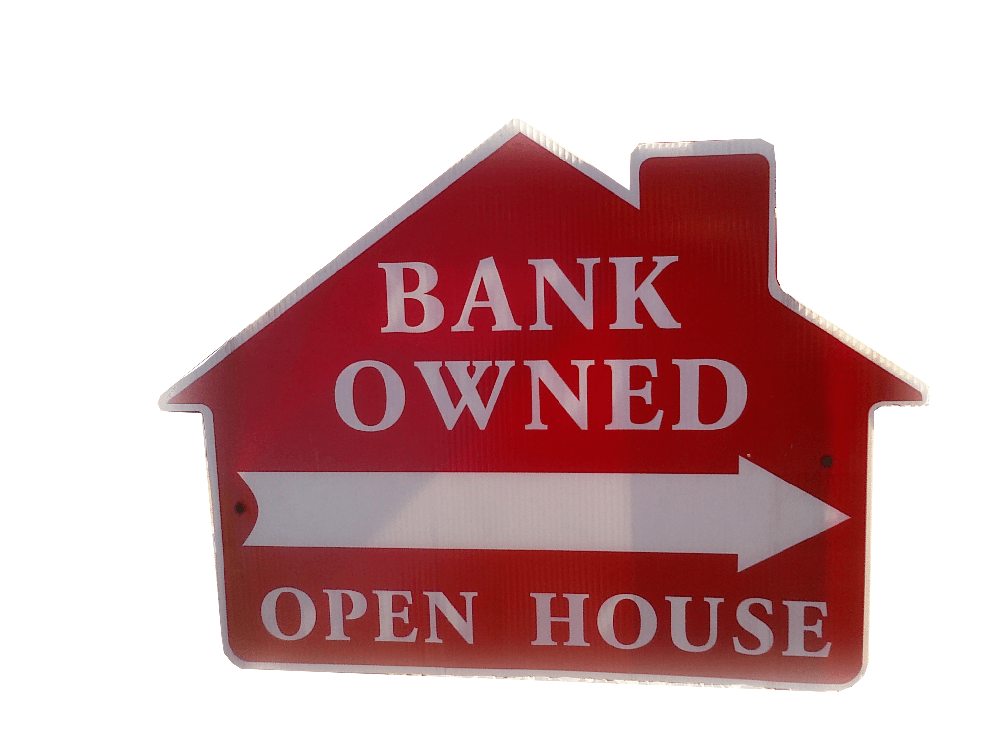 REO Property Open House
