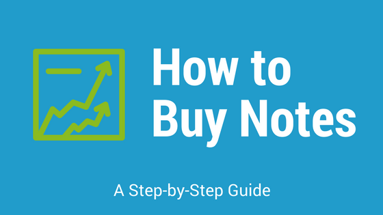 How to buy notes