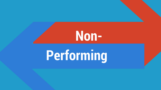 performing or non-performing notes