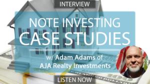 Adam Adams of AJA Realty: Acquiring & Repositioning Single and Multifamilies